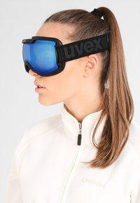 Uvex - DOWNHILL 2000 - Ski goggles - black mat - 1