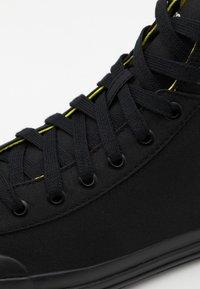 Diesel - ASTICO S-ASTICO MID CUT SNEAKERS - Sneakers hoog - black - 5