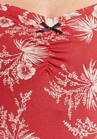 Vive Maria - Print T-shirt - rot allover - 4