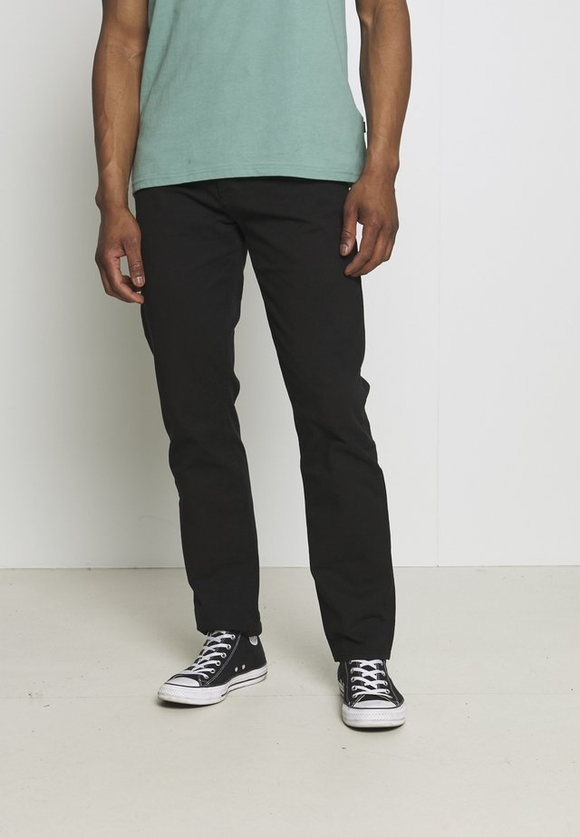 STUDIO RELAXED - Jeans relaxed fit - black denim