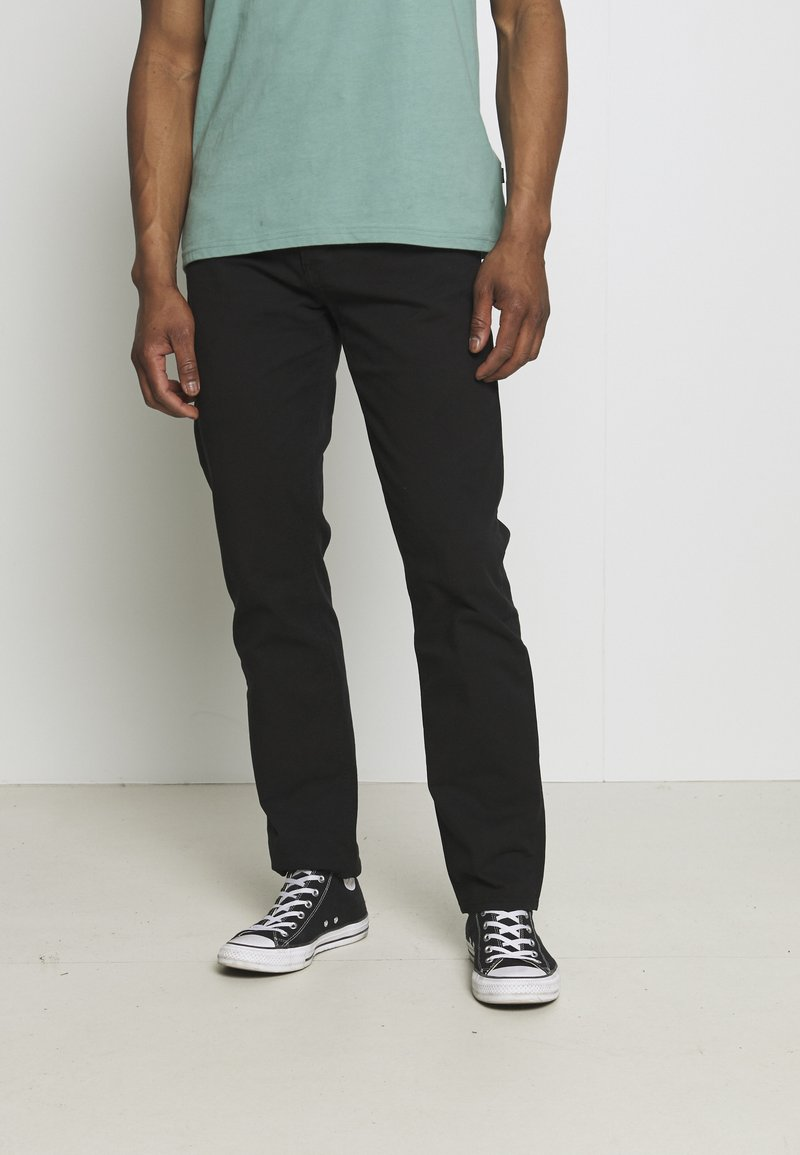 Neuw - STUDIO RELAXED - Džíny Relaxed Fit - black denim