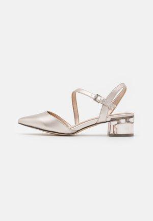 ATURA - Classic heels - pewter