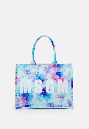 BORSA DONNA - Tote bag - light blue