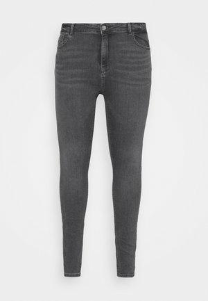 CARLAOLA LIFE - Skinny džíny - grey denim