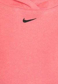 Nike Sportswear - WASH HOODIE - Sweatshirt - sunset pulse/black - 6