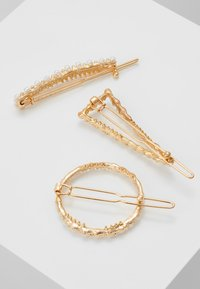 Pieces - Haaraccessoire - gold-coloured - 2