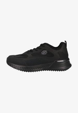 Sneakersy niskie - allblack