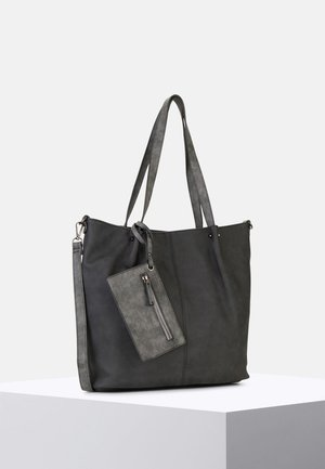 SURPRISE - Shopper - black grey