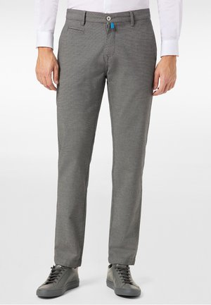 MODERN FIT - Chinos - silver