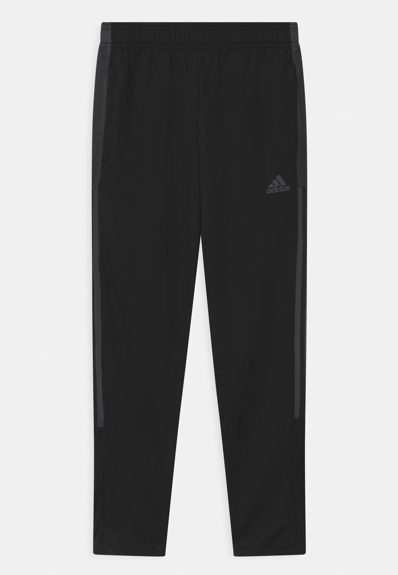 adidas Performance - TIRO UNISEX - Tracksuit bottoms - black