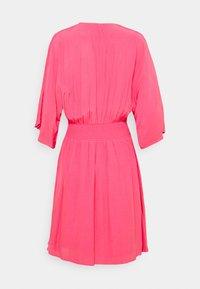 YAS - YASELIVO DRESS - Day dress - fandango pink - 1