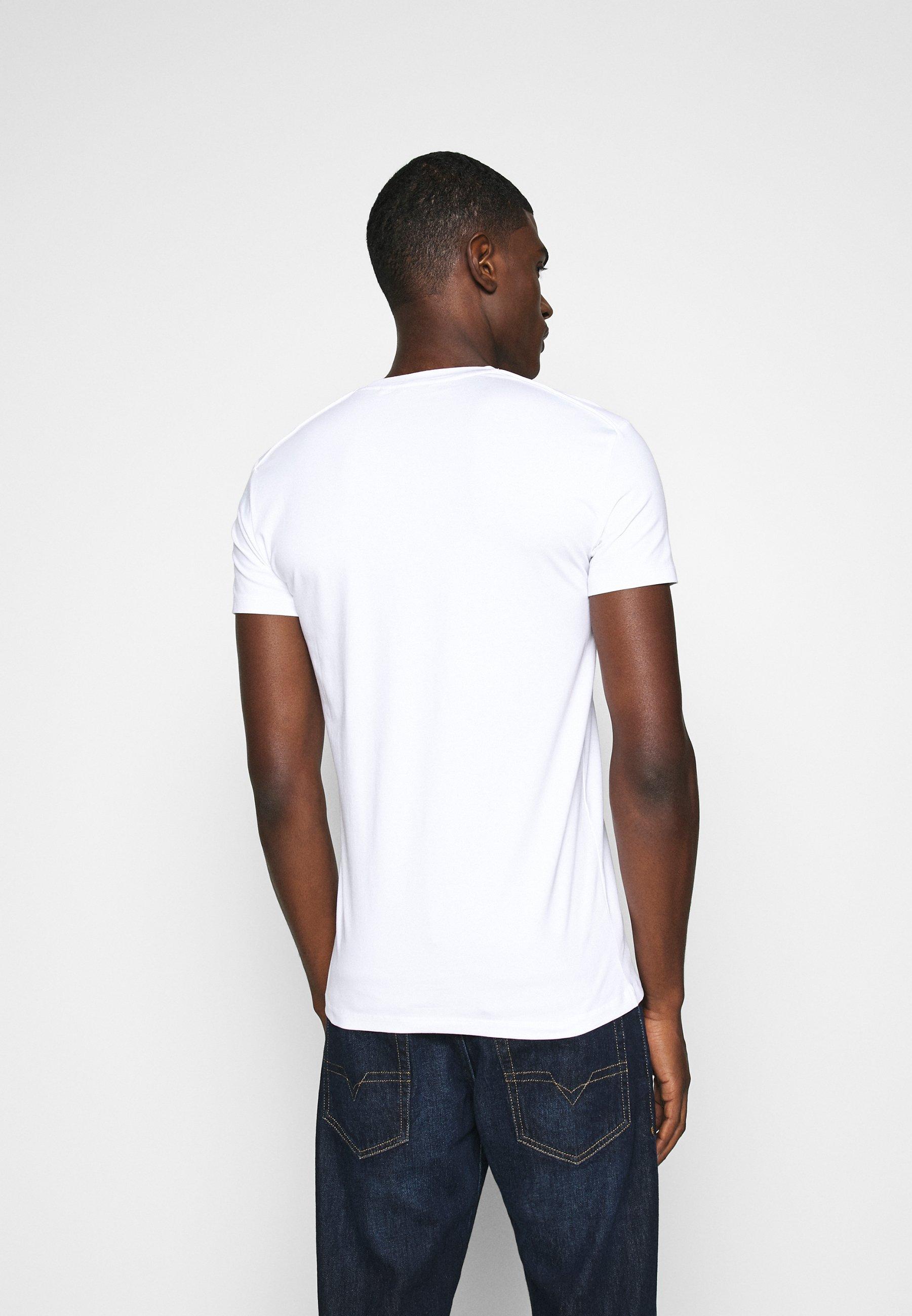 Uomo SUPER SLIM FIT - T-shirt basic