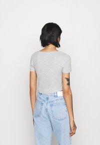 Even&Odd - 3 PACK - T-shirt basic - black - 2