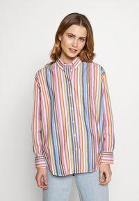 GANT - STRIPE - Button-down blouse - warm sun - 0