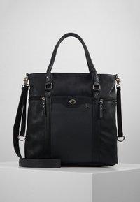 Kidzroom - DIAPERBAG KIDZROOM PRECIOUS - Baby changing bag - black - 0