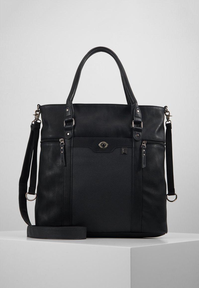 Kidzroom - DIAPERBAG KIDZROOM PRECIOUS - Baby changing bag - black