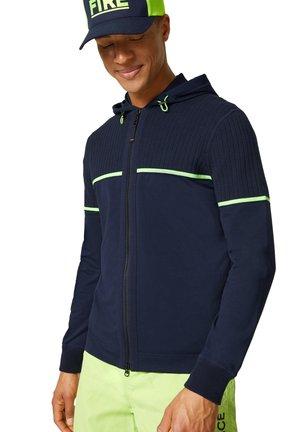 LENNY - Zip-up sweatshirt - navy-blau