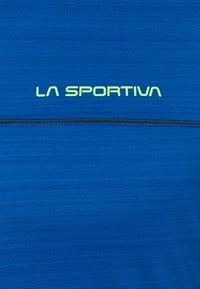 La Sportiva - TOUR LONG SLEEVE  - Sports shirt - aquarius/opal - 2