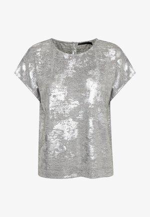 DARLINGKB  - Print T-shirt - silver