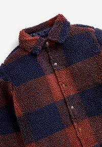 Next - Fleece jacket - orange - 3
