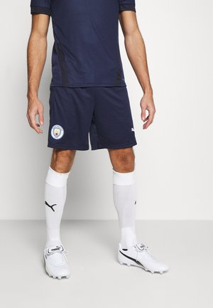 MANCHESTER CITY REPLICA - Sports shorts - peacoat/whisper white