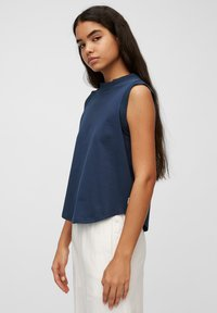 Marc O'Polo DENIM - Top - dress blue - 3