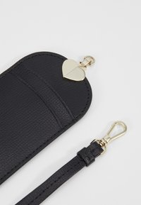 kate spade new york - SYLVIA LANYARD - Punge - black