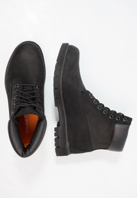 Timberland - RADFORD 6 IN BOOT WP - Lace-up ankle boots - black - 1