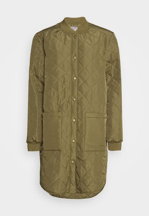 DONIA COAT - Manteau court - burnt olive