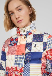 Polo Ralph Lauren - PATCHWORK - Down jacket - multi - 3