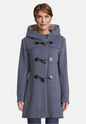 DUFFLE - Classic coat - dress blues