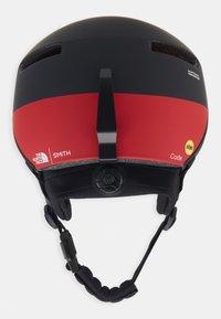 Smith Optics - CODE MIPS UNISEX - Kypärä - black, red - 2