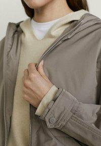 Massimo Dutti - Summer jacket - grey - 2