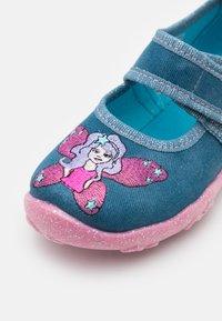 Superfit - BONNY - Pantoffels - blau - 5