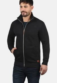 Blend - ALIO - Zip-up hoodie - black - 0