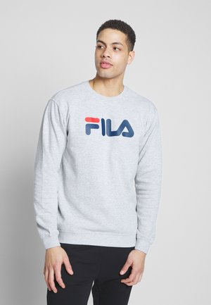 PURE - Sweatshirt - light grey melange bros