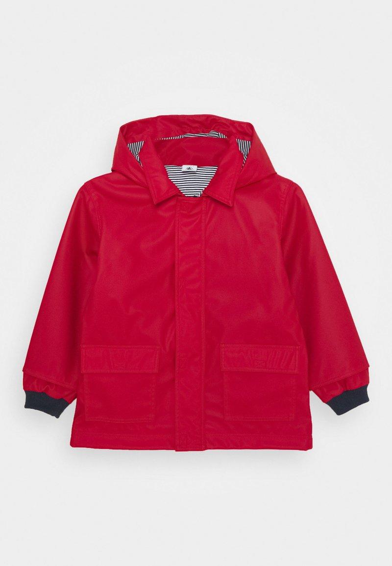 Petit Bateau - LOUNA CIRE  - Waterproof jacket - terkuit