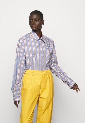 ANDERS - Button-down blouse - lavender blue