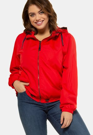 Outdoor jacket - rouge vif