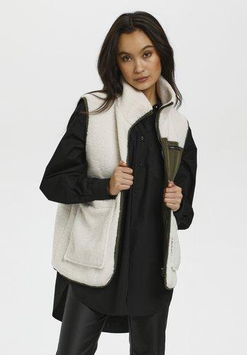 Waistcoat - antique white