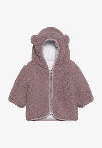 Name it - NBFMAUV JACKET - Winter jacket - woodrose - 3