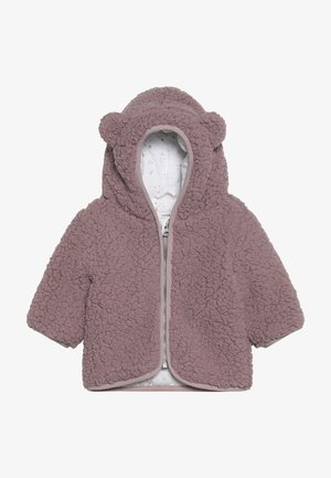 NBFMAUV JACKET - Zimní bunda - woodrose