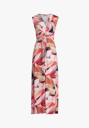 Maxi dress - cream/rosé
