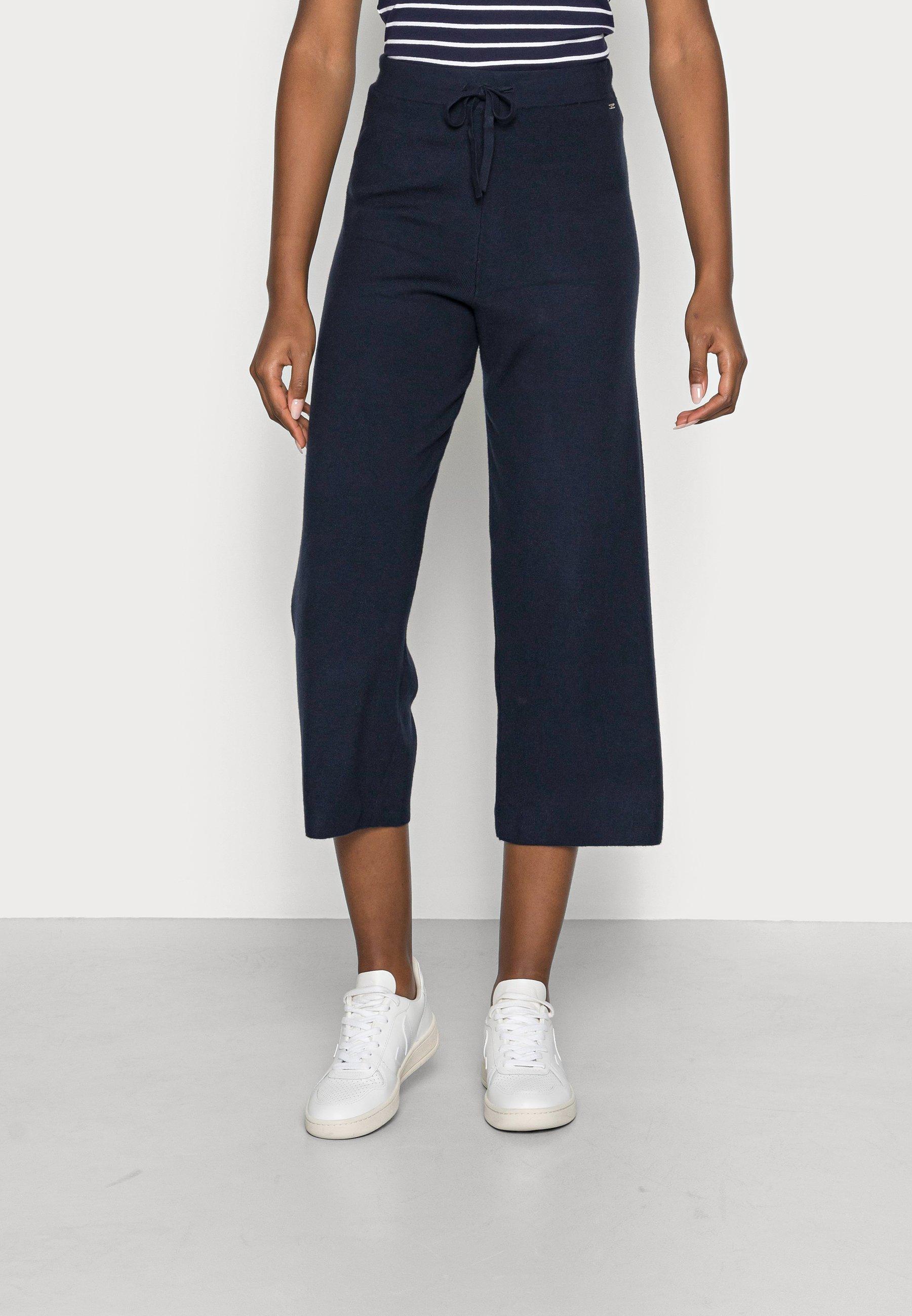 Femme COZY CULOTTE - Pantalon classique