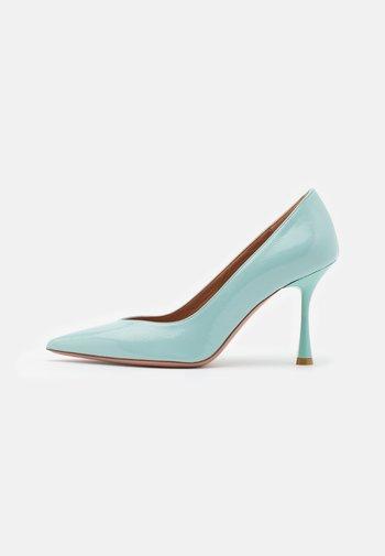 ALENA - Classic heels - aqua