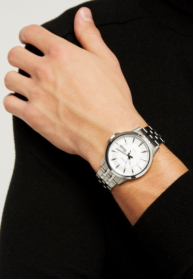 Citizen - Horloge - silver-coloured