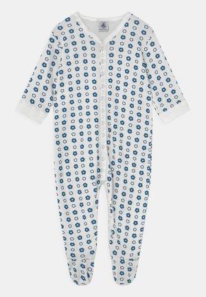 DORS BIEN - Sleep suit - marshmallow/mallard