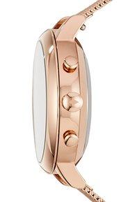Fossil Smartwatches - Q JACQUELINE - Hodinky - roségold-coloured - 3