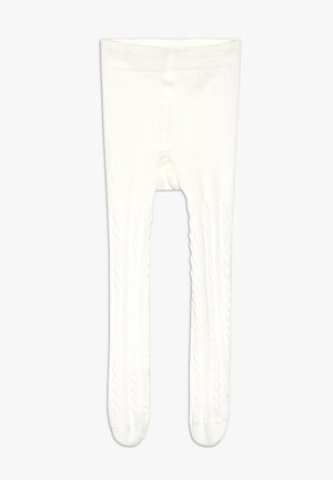 CABLE  - Tights - offwhite