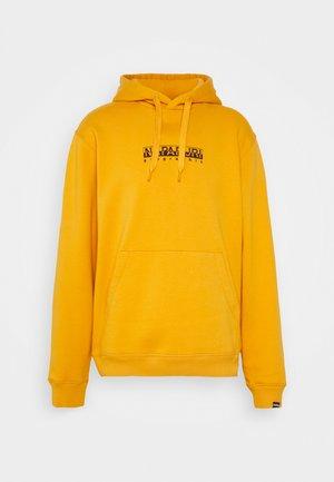 Hoodie - yellow solar